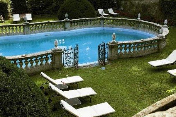 Villa Porro Pirelli (ех. Boscolo Porro Pirelli) - фото 21