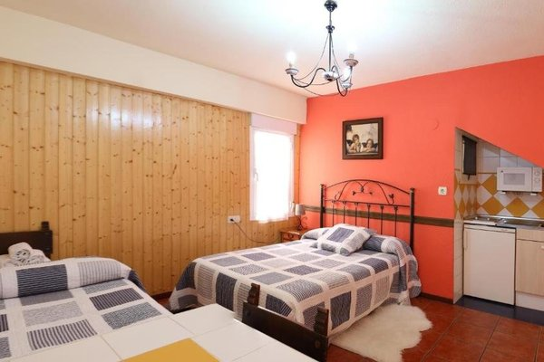 Apartamentos Ubaga - фото 7