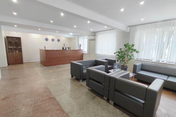 Гостиница Аэропорт Емельяново - 50