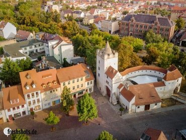Гестхаус Pension Alt Naumburg