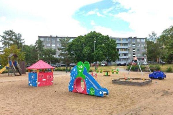 Park Apartment Tallinn - 11