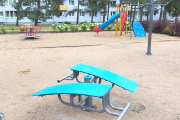 Park Apartment Tallinn - фото 14