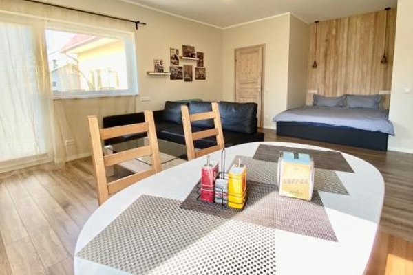 Milne Apartments - фото 33