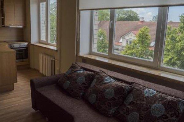Kaubi Guest Apartment - фото 8