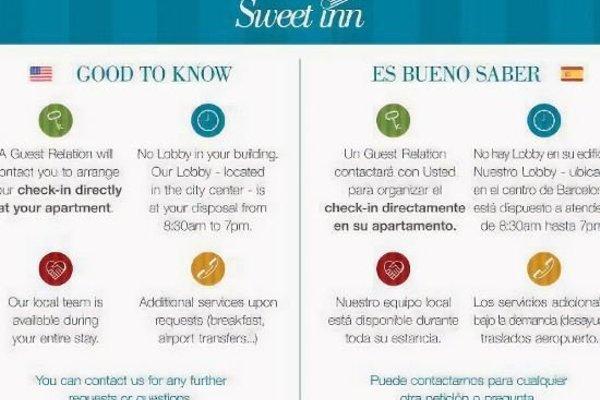 Sweet Inn Apartment- Francesc Macia - 8