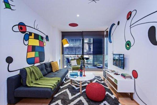 Sweet Inn Apartments - Miro Apartment Eixample - фото 5