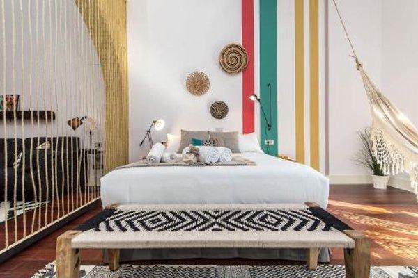 Sweet Inn - Loft Villa Olimpica Beach - фото 4