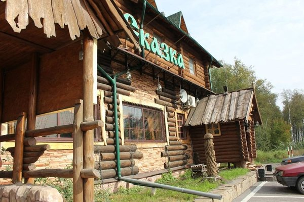Гостиница Лесная Сказка - фото 21
