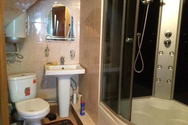 Частный дом с номерами и отдельной кухней - фото 10