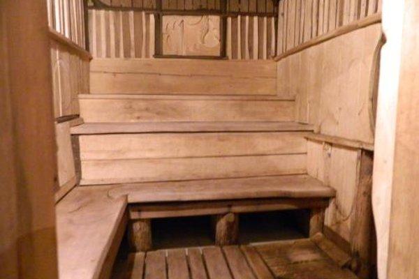 Частный дом с номерами и отдельной кухней - фото 11