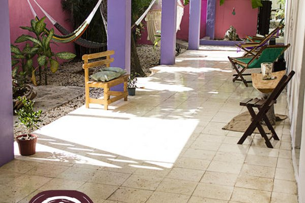 Akasha Hostel - фото 21
