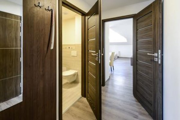 Отель Residence Spalena - фото 9