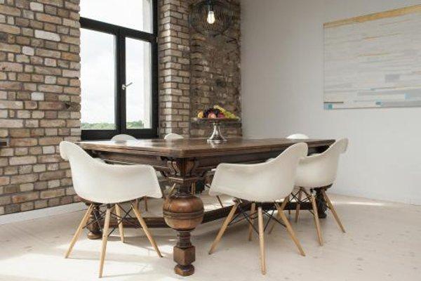 Riga Luxury Loft with Terrace - фото 11