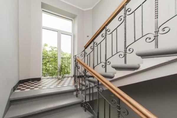 Riga Luxury Loft with Terrace - фото 15