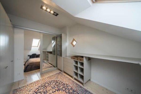Riga Luxury Loft with Terrace - фото 17