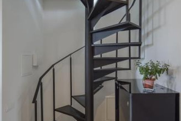 Riga Luxury Loft with Terrace - фото 18