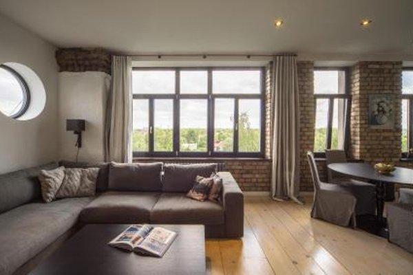 Riga Luxury Loft with Terrace - фото 20