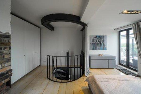 Riga Luxury Loft with Terrace - фото 21