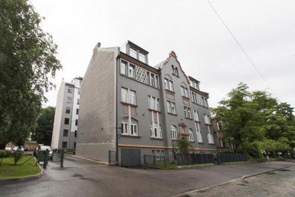 Riga Luxury Loft with Terrace - фото 23