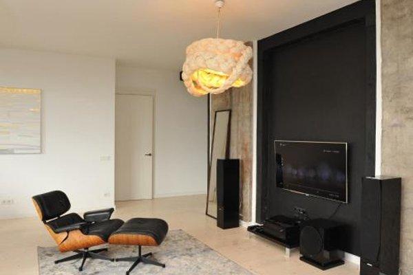Riga Luxury Loft with Terrace - фото 7