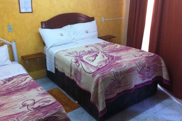 Hotel Aries Tlaxcala - фото 11