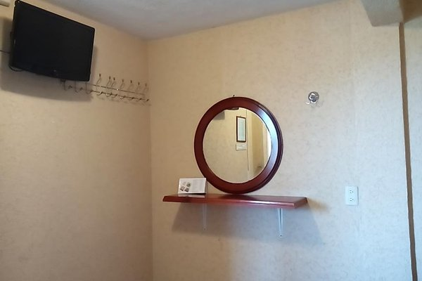 Hotel Aries Tlaxcala - фото 14