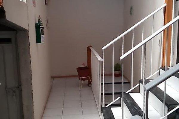 Hotel Aries Tlaxcala - фото 19