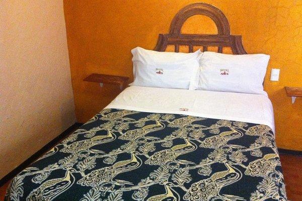 Hotel Aries Tlaxcala - фото 7