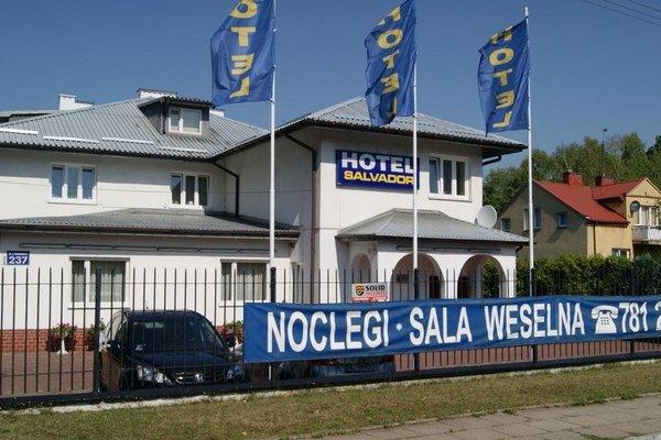Hotel Salvador - фото 19