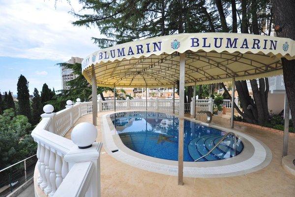 Отель Blumarin - фото 40