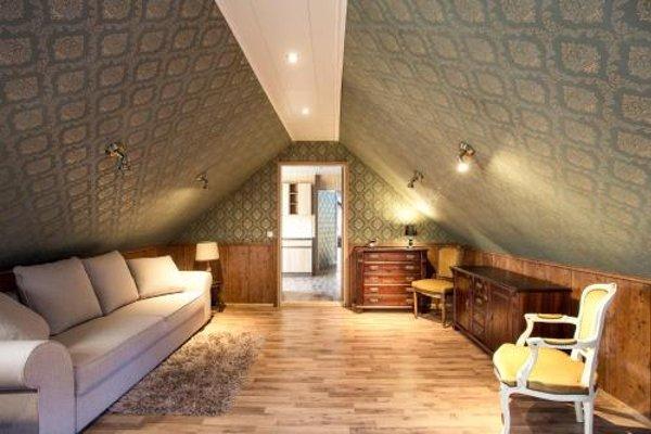 Kamillion Guesthouse - фото 12