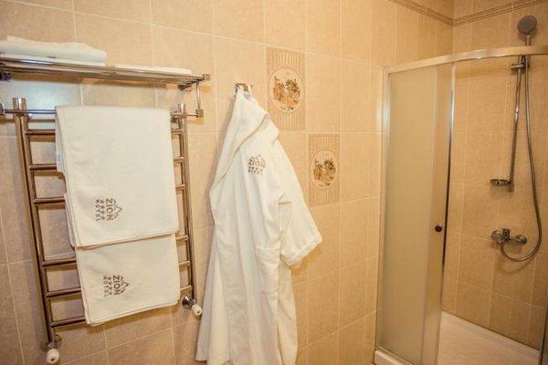 Отель Zion - фото 12