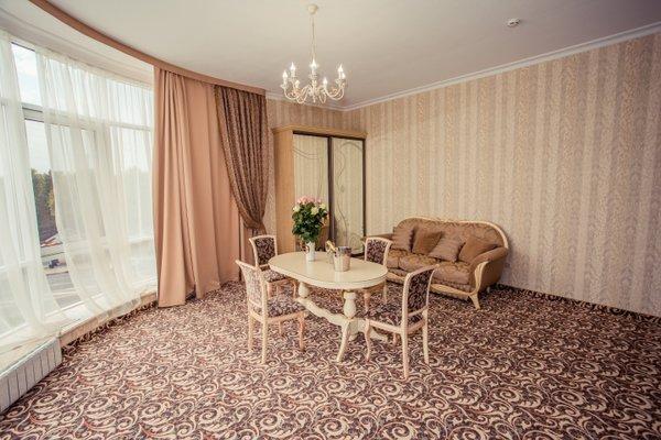 Отель Zion - фото 14
