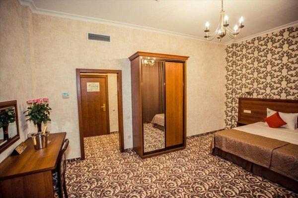 Отель Zion - фото 17