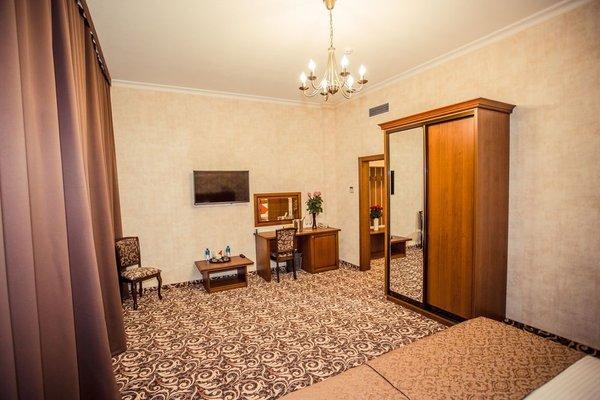 Отель Zion - фото 18