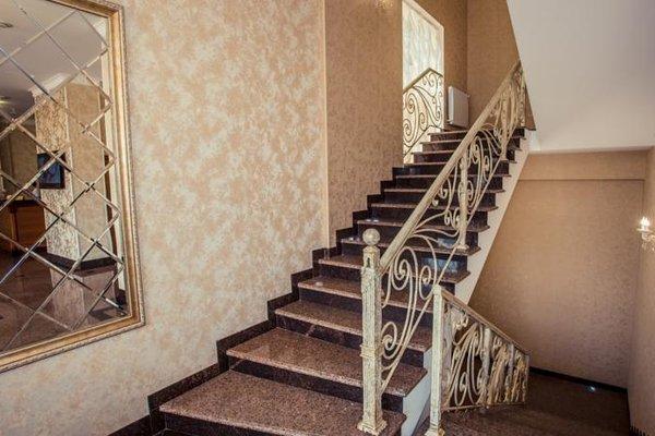 Отель Zion - фото 19