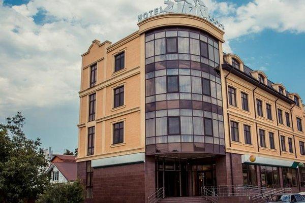 Отель Zion - фото 23