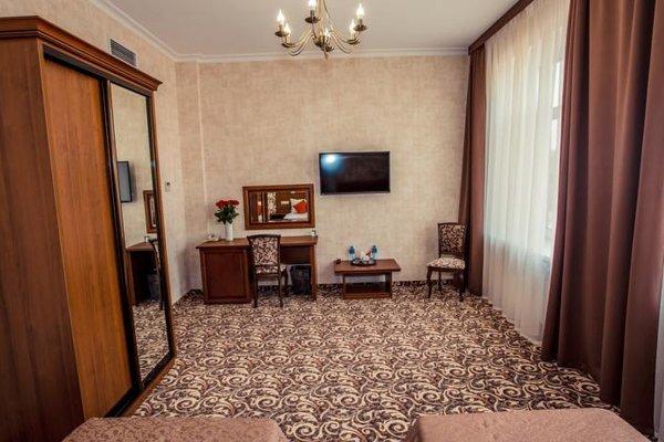 Отель Zion - фото 9