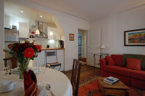 Apartment Houdon - фото 17