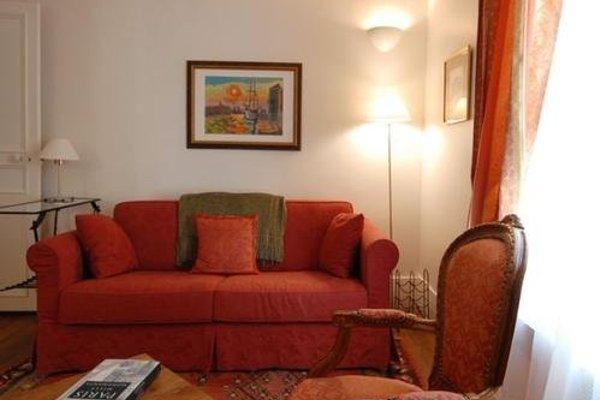 Apartment Houdon - фото 18