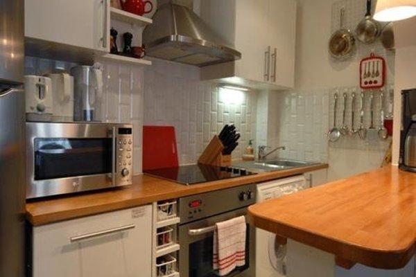 Apartment Houdon - фото 20
