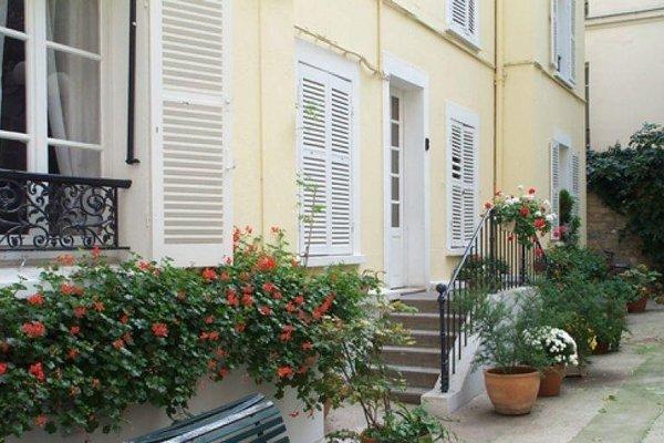 Apartment Houdon - фото 22