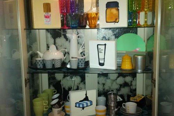 Hotel Santa Brigida - фото 71