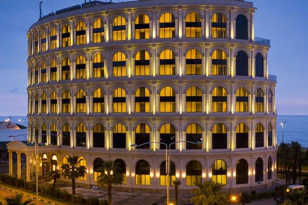 Colosseum Marina Hotel - фото 23