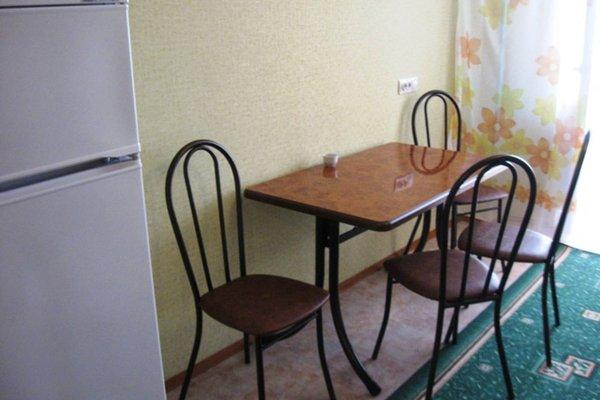 Апартаменты «Квартира Октябрьская» - фото 11