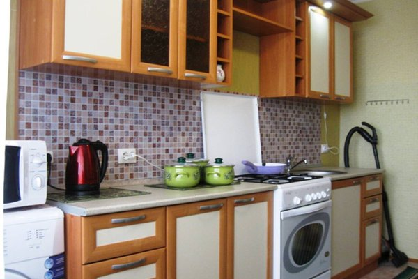 Апартаменты «Квартира Октябрьская» - фото 6