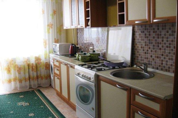 Апартаменты «Квартира Октябрьская» - фото 8