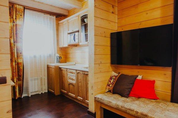 Апартаменты Золото Алтая - фото 47