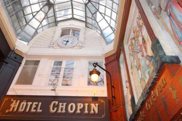Hotel Chopin - фото 15