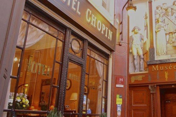 Hotel Chopin - фото 17
